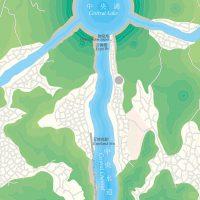空想地図製作・地理考証